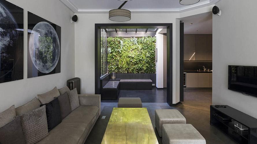 cabinet d architecte d intrieur photos site sophie christian bourdon archi inter cabinet. Black Bedroom Furniture Sets. Home Design Ideas